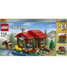 Lego Creator Домик на берегу озера 31048