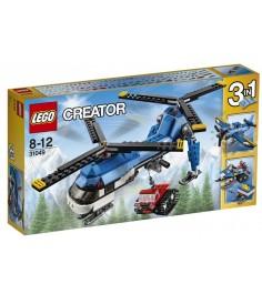 Lego Creator Двухвинтовой вертолёт 31049