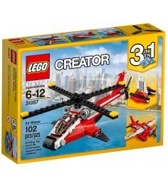 Lego Creator Красный вертолёт 31057