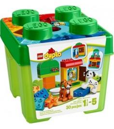 Lego Duplo Лучшие друзья Кот и пёс 10570