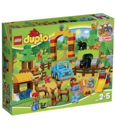 Lego Duplo Лесной заповедник 10584