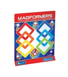 Magformers квадраты 6 63086/701001