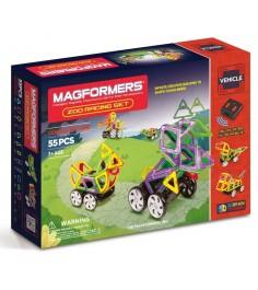 Magformers Гонки в зоопарке 63142/707008