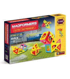 Magformers Tiny Friends 63143/702004