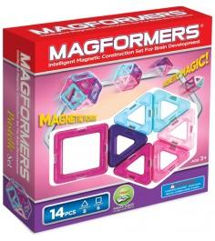 Magformers 14 пастель 63096