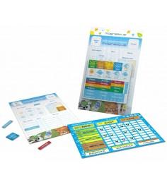 Игровой обучающий набор мой первый календарь Magneticus CAL-2010