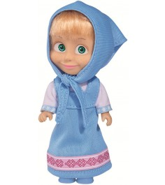Кукла Маша в голубом 9301678