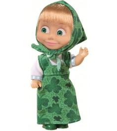 Кукла Маша в зеленом 9301678