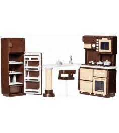 Набор мебели для кухни Огонек коллекция С-1298