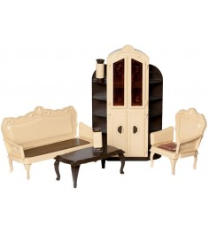 Набор мебели для гостиной Огонек коллекция С-1299