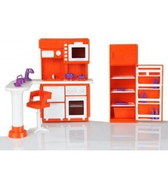 Набор мебели для кухни Огонек конфетти С-1339