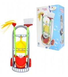 Набор для уборки Palau Toys Чистюля мини 42910_PLS