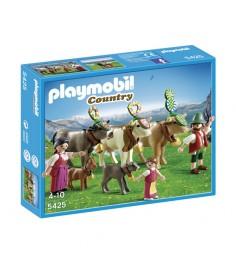 Альпийский фестиваль Playmobil 5425pm