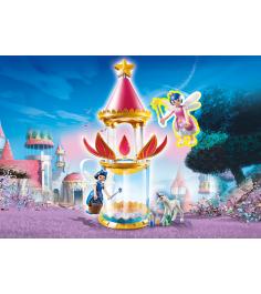 Супер4 Playmobil музыкальная цветочная башня с Твинкл 6688pm