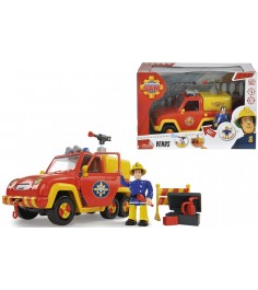Игровой набор Пожарный Сэм Машина Венус 9257656