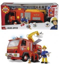 Игровой набор Пожарный Сэм Пожарная машина и 2 фигурки 9257661