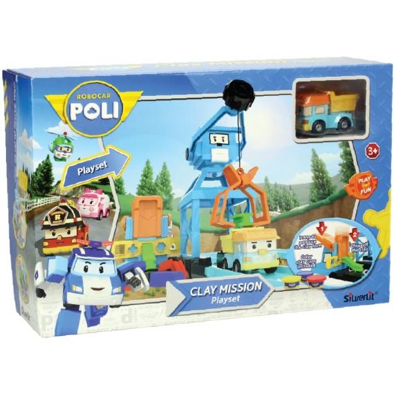 Robocar Poli Цементный завод 83252