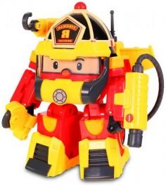 Рой трансформер 10 см с костюмом пожарного 83314