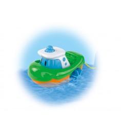 Заводная лодочка Simba ABC зеленая 4014299