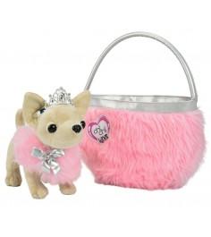Собачка Chi Chi Love Чихуахуа Принцесса с сумочкой 5890618