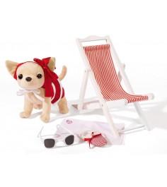 Собачка Chi Chi Love Чихуахуа на пляже 5894232