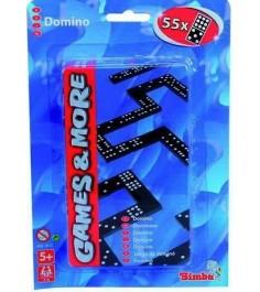 Настольная игра Simba Домино 6051612