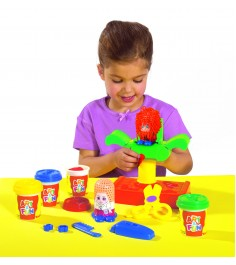Набор пластилина Simba Art Fun Парикмахерская 6322902