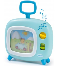 Игрушка Smoby Телевизор голубой 211316