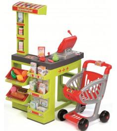Smoby Супермаркет с тележкой 350202
