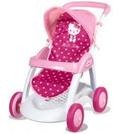 Коляска для кукол Smoby Hello Kitty 510134