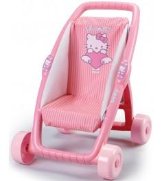 Коляска для кукол Smoby Hello Kitty Моя первая коляска 513832