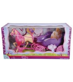 Steffi love лошадь и карета для куклы 4667459