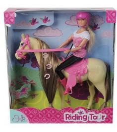 Кукла Steffi love Штеффи верхом на лошади 5730939