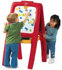 Мольберт для двоих Step 2 детский двухсторонний 885200