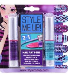 Style Me Up Художественный маникюр 1601