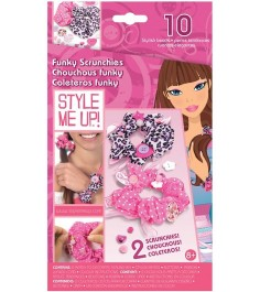 Style Me Up Забавные резиночки для волос 558
