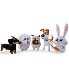 Игрушка Тайная жизнь домашних животных Плюшевый герой 15-20 см в ассортименте 72804