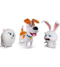Игрушка Тайная жизнь домашних животных Плюшевый герой со звуком 72809