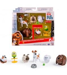 Игрушка Тайная жизнь домашних животных 6 фигурок героев 72812