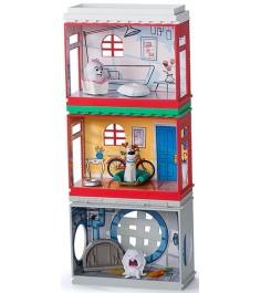 Игрушка Тайная жизнь домашних животных Апартаменты и фигурка 72819