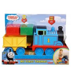 Паровозик Томас Мой первый Томас серия Preschool Thomas BCX71