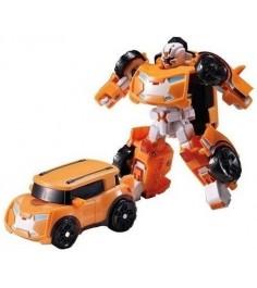 Трансформер Mini Tobot X с наклейками 301020