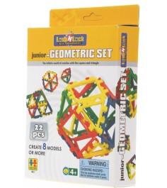 Lock N LockJunior-Geometric Set Tototoys 461