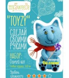 Toyzy Синий кот TZ-F004