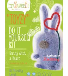 Toyzy Зайка с сердцем TZ-K004
