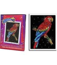 Волшебная мастерская Попугай какаду 027
