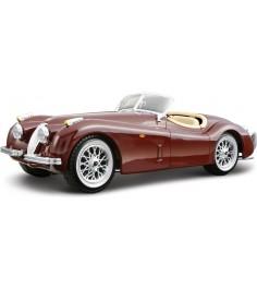 Bburago 1 24 Jaguar xk 120 roadster 1951 18-25061