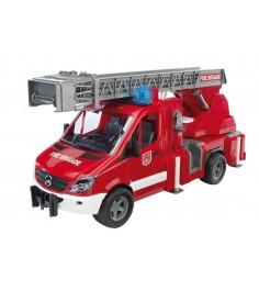 Пожарная машинка Mercedes Bruder 02-532