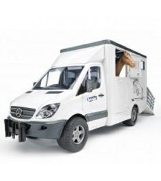 Фургон Mercedes Benz Sprinter Bruder 02-533