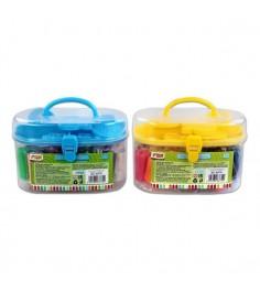 Набор для лепки из теста с формочками Color Puppy 20 цветов 290 гр.
